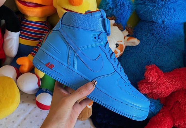 Release Date: Just Don x Nike Air Force 1 High