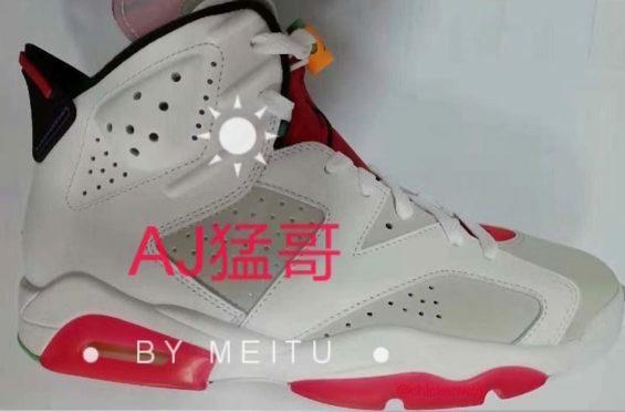 Release Date: Air Jordan 6 'Hare'