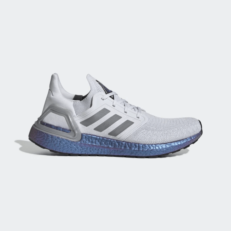 adidas UltraBOOST 20 Dash Grey/BOOST Blue Violet