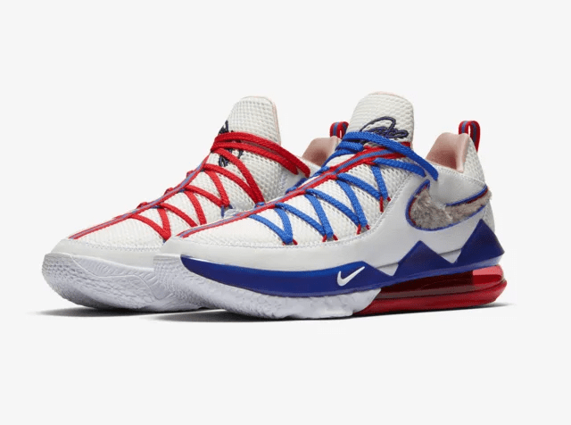 Release Date: Nike LeBron 17 Low 'Tune Squad'