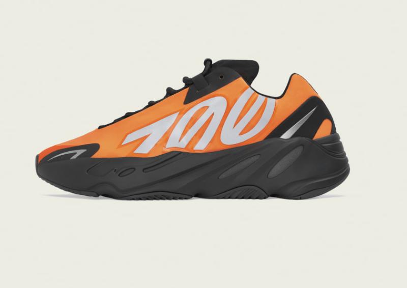 adidas Yeezy BOOST MNVN Orange