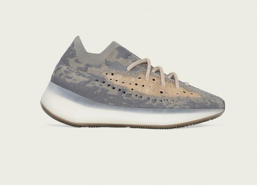 adidas Yeezy BOOST 380 'Mist'March 25, 2020