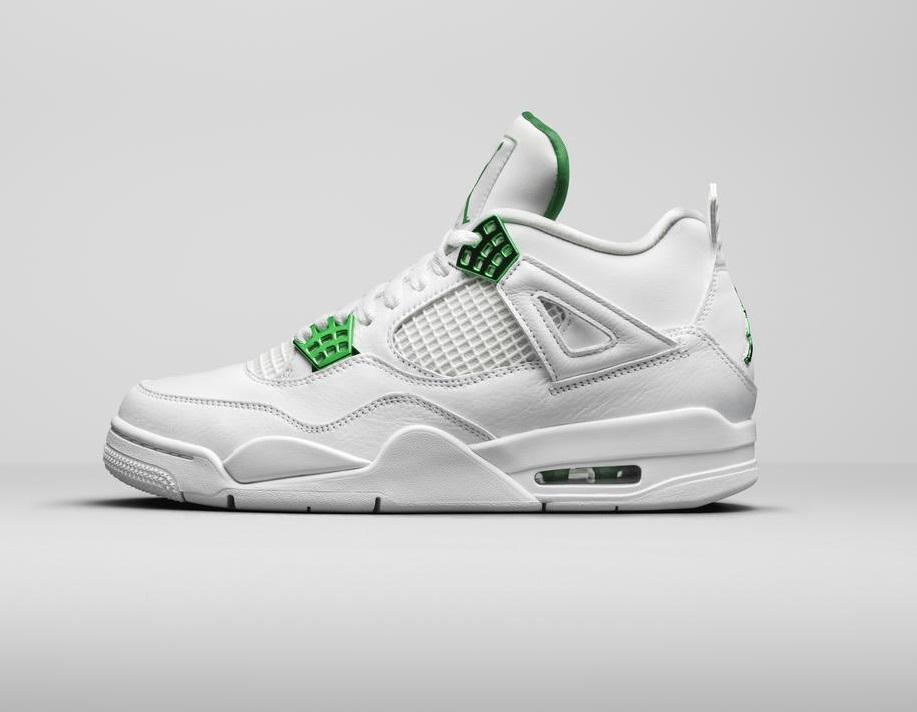 Air Jordan 4 'Pine Green'May 16, 2020