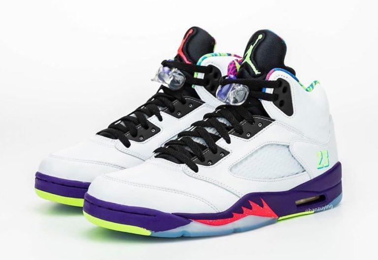 Release Date: Air Jordan 5 'Bel-Air'