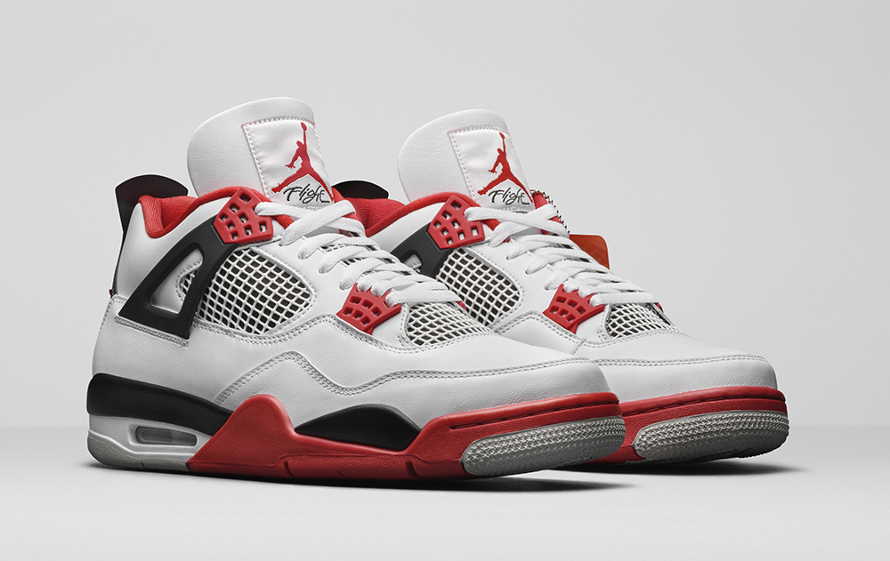 Air Jordan 4 'Fire Red'November 28, 2020