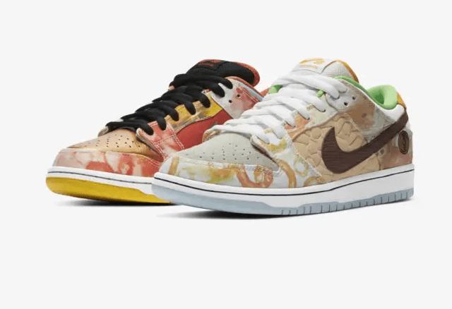 Release Date: Nike SB Dunk Low 'Street Hawker'