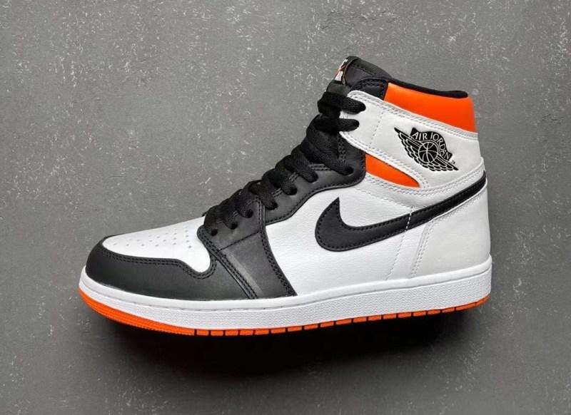 Air Jordan 1 High OG Electro Orange