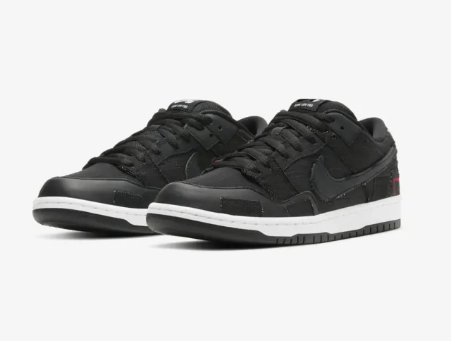 Verdy x Nike SB Dunk Low Wasted Youth