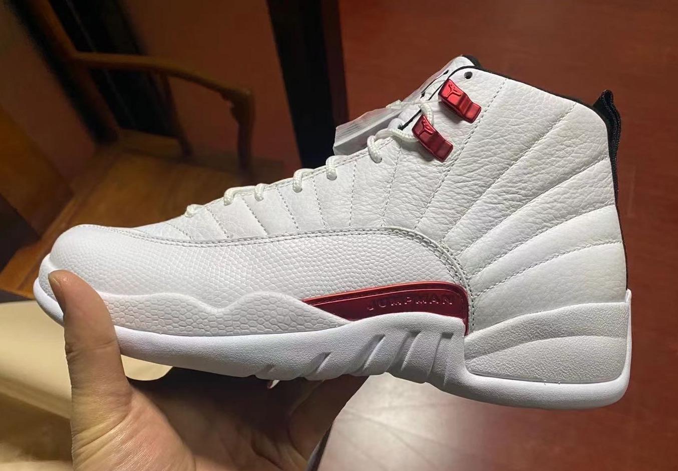 Release Date: Air Jordan 12 'Twist'