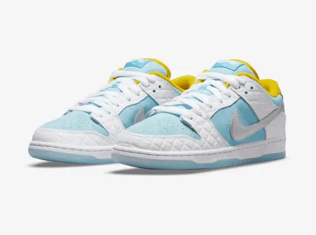 FTC x Nike SB Dunk Low Pro