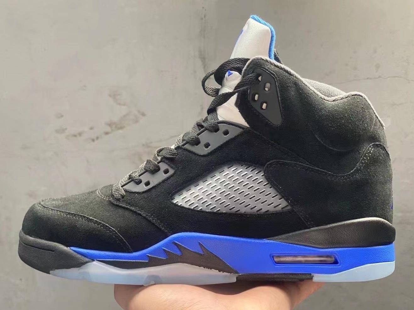 Release Date: Air Jordan 5 'Racer Blue'