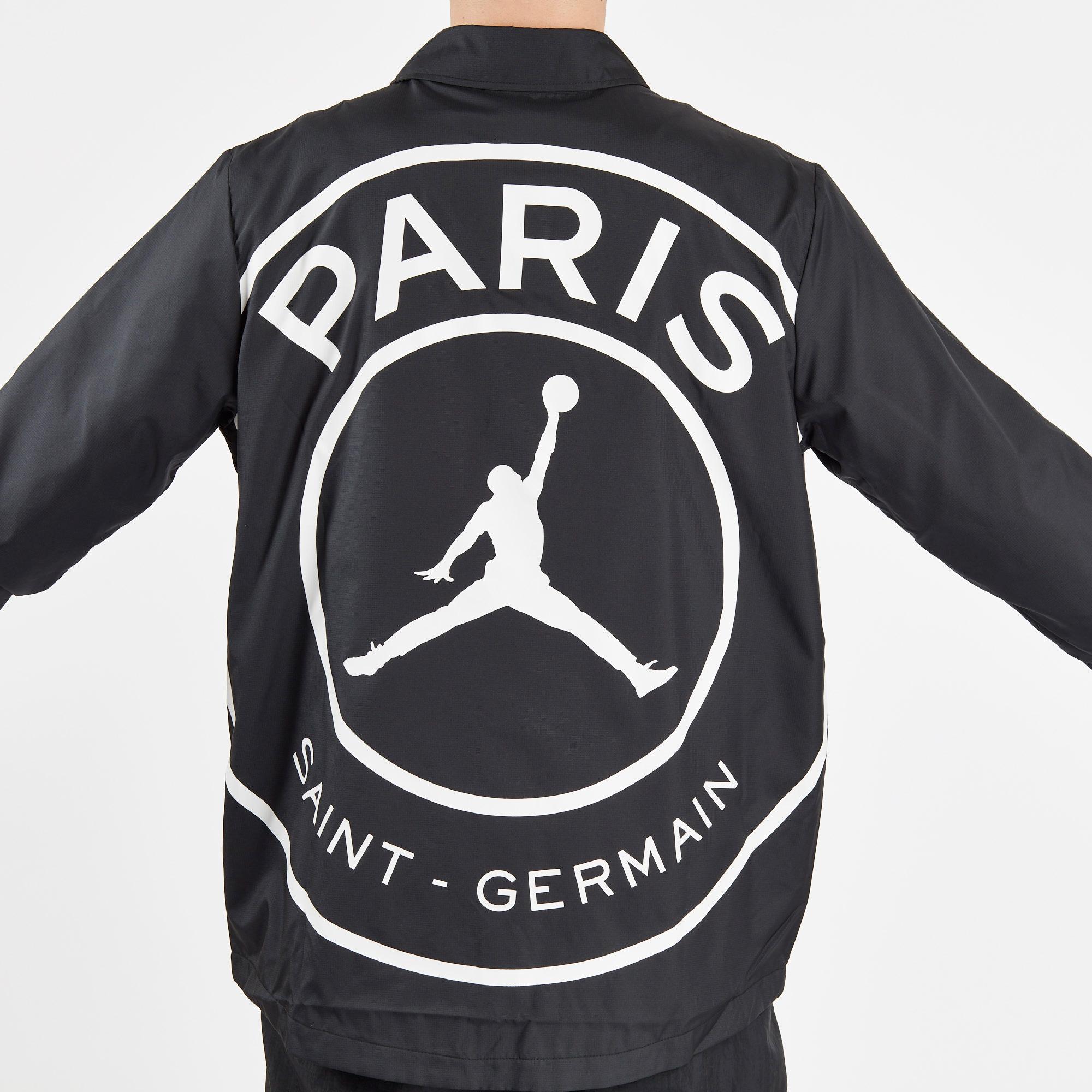 jordan brand bcfc coaches jacket bq4213 010 sneakersnstuff i sneakers streetwear online seit 1999