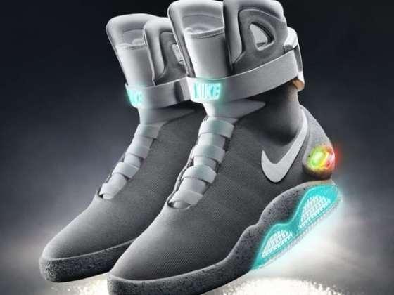 Sneaker Nike de Marty Mc Fly