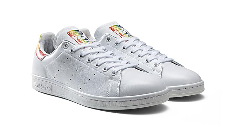 adidas Originals Stan Smith Pride Pack 2016