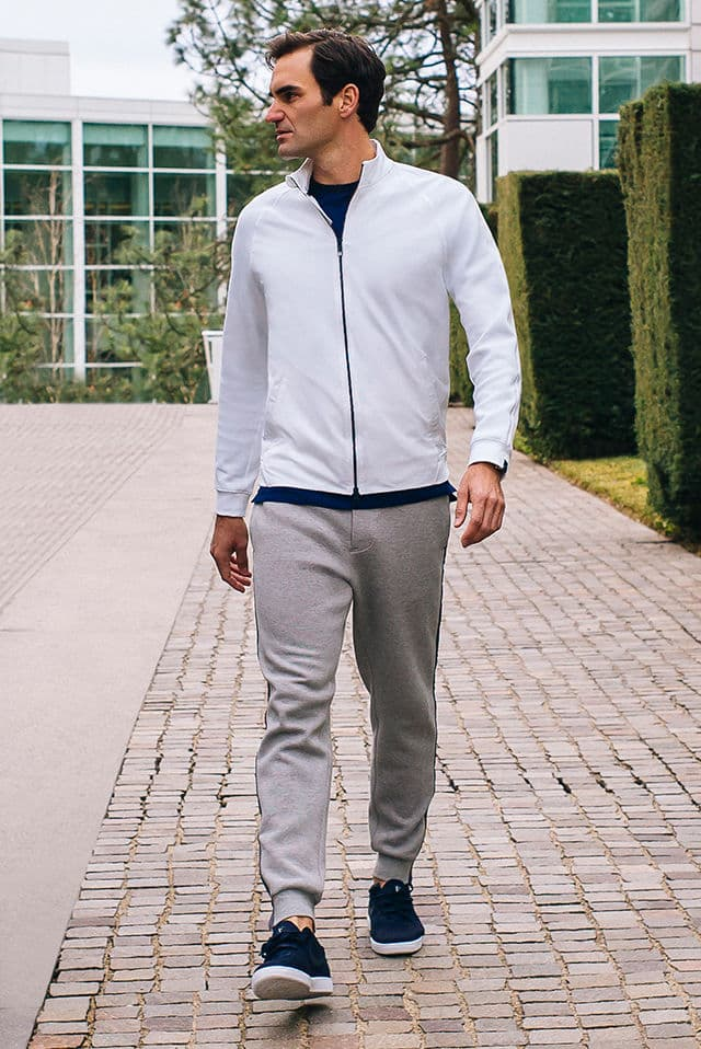 Collection NikeCourt x Roger Federer