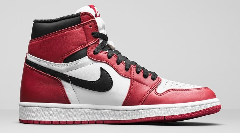 La Air Jordan I de Nike