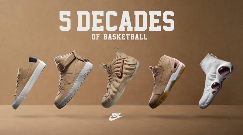 5 decades of basketball