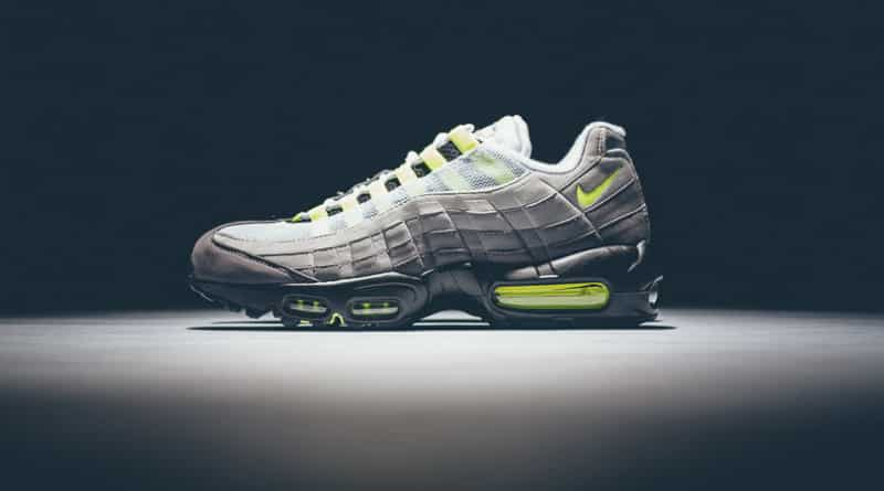on sale 3befd f801b Nike Air Max 95 OG Neon Retro
