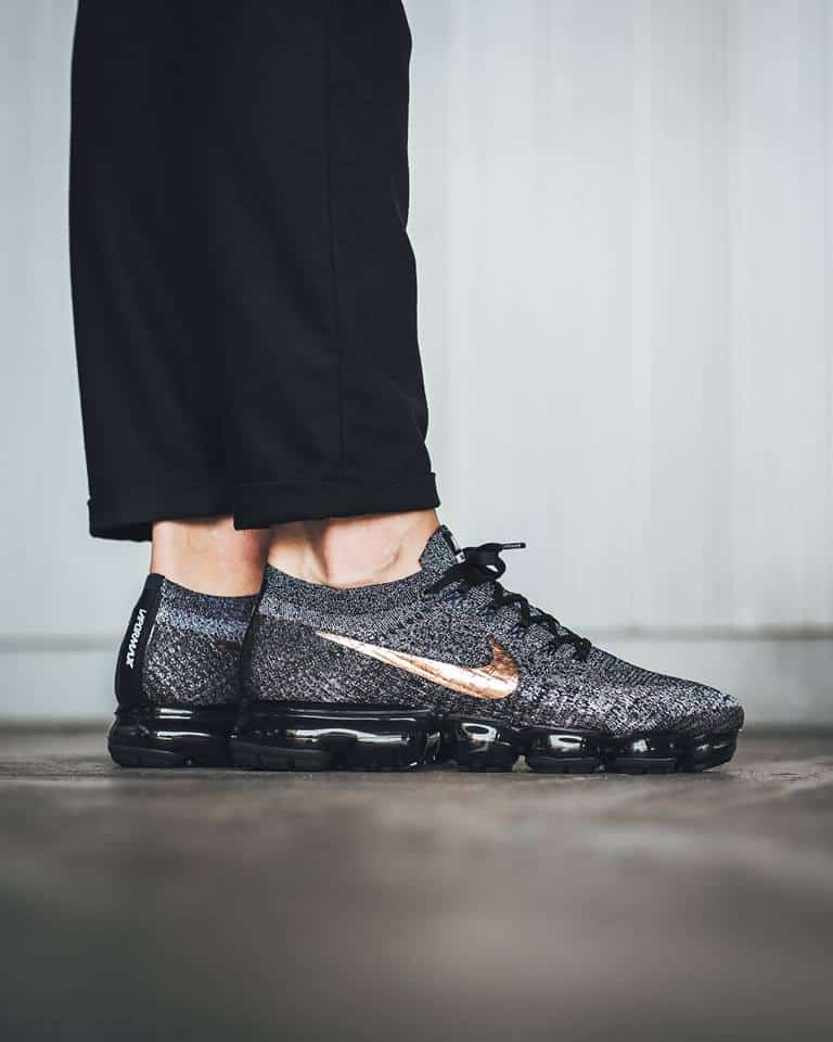 Nike Air VaporMax black/grey