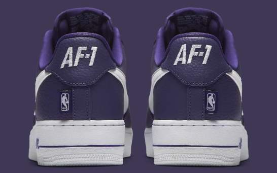 Nike Air Force 1 Statement Game Pack purple