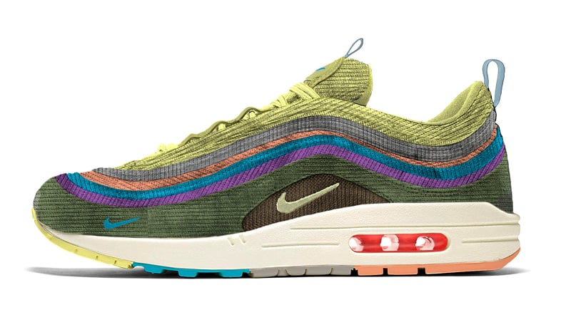 Nike Air Max 1/97 SW by Sean Wotherspoon