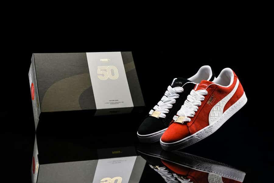 PUMA Suede 50th Anniversary B-Boy Pack