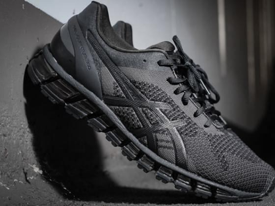 ASICS GEL-Quantum 360 Knit All Black