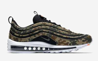 Nike Air Max 97 Country Camo Allemagne AJ2614-204