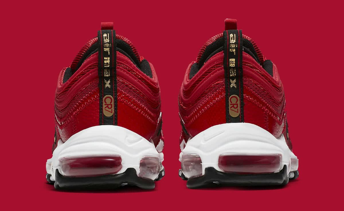 air max cr7 rouge