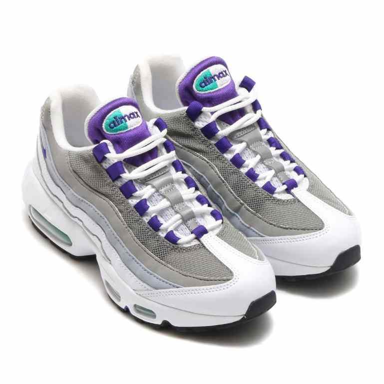 """Nike Air Max 95 """"Grape"""" 307960-109"""