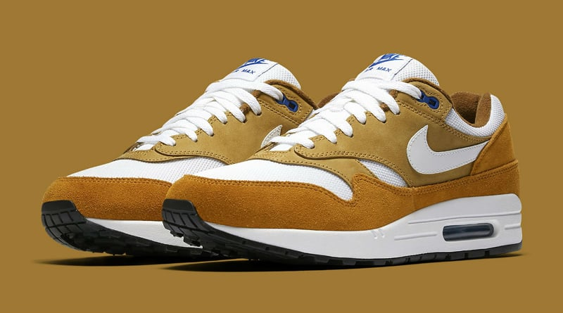 reputable site af849 405bb atmos x Nike Air Max 1 Curry Pack - Sneaker Style