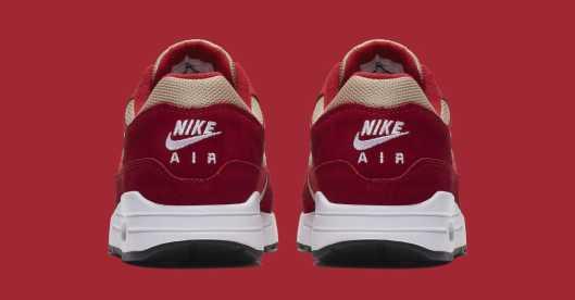 atmos x Nike Air Max 1 Red Curry