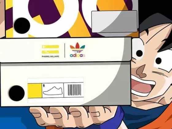 Dragon Ball Z x adidas