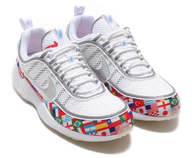 Nike Air Zoom Spiridon -AO5121-100