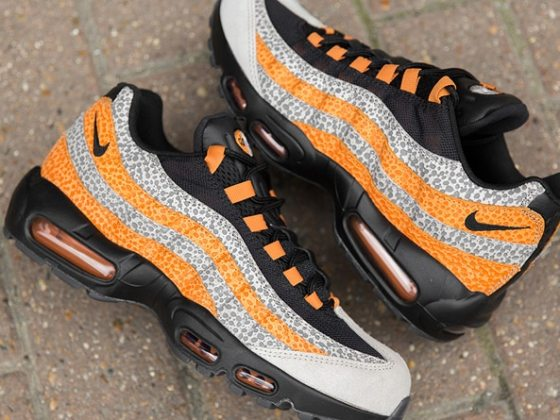 "size x Nike Air Max 95 ""Safari"""