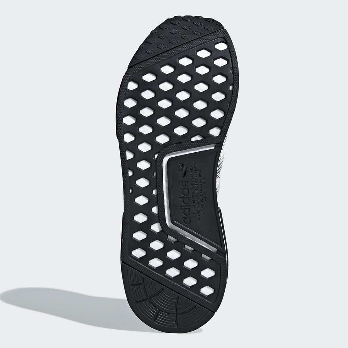 "adidas NMD_R1 Primeknit ""Sesame"""