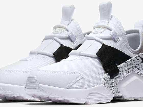 Nike Huarache City Low « Just Do It »