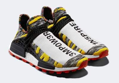 Pharrell x adidas SOLARHU NMD - BB9527