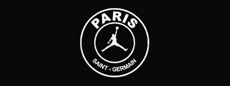 Logo PSG - Jordan