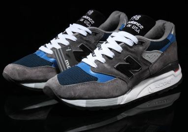 """New Balance 998 """"Made in USA"""" M998NF"""