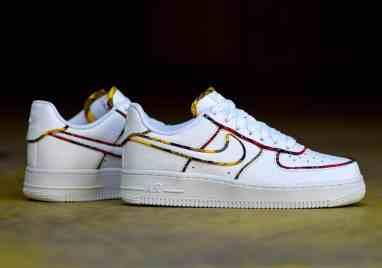 Nike Air Force 1 Low Tartan AV8218-100
