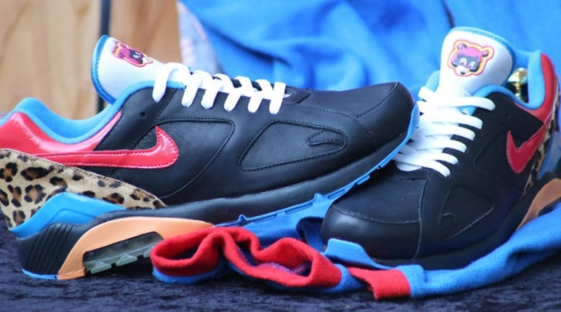 """Kanye West x Nike Air Max 180 """"College Dropout"""""""