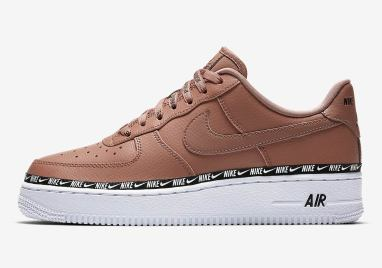 Nike Air Force 1 Low Wmn ''Ribbon'' Pack - Beige