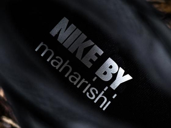 Nike by maharishi