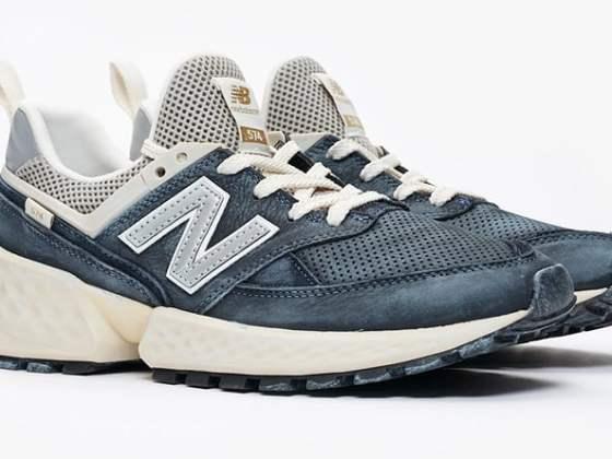 faba7f455903 New Balance 574, les nouvelles baskets NB 574 & collab sur Sneaker Style