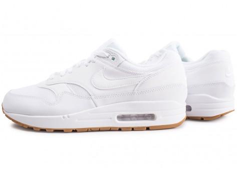 Nike Air Max 1 blanche