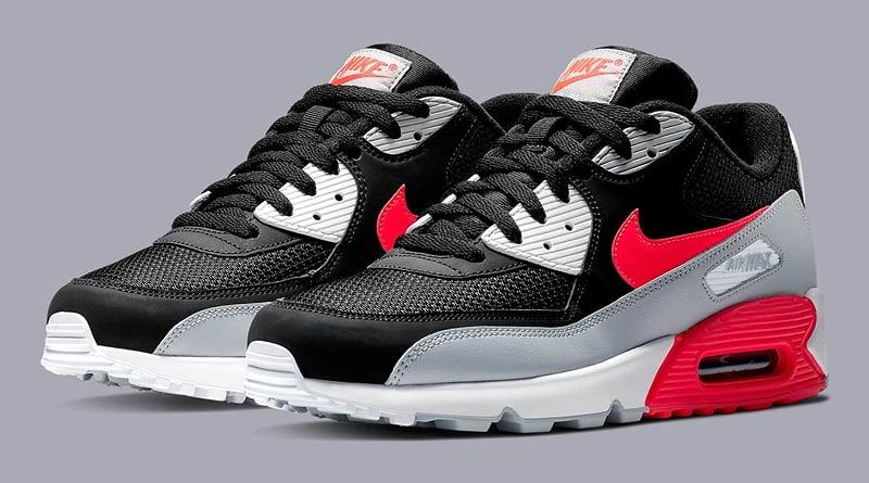 competitive price 70a9b 6e223 Nike revisite le mythique coloris ''Infrared'' de sa Air Max 90 ...