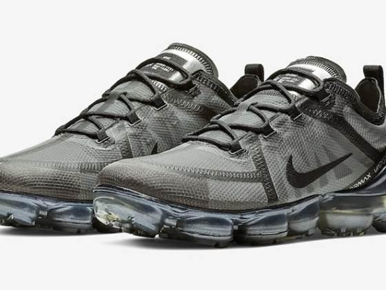 Nike Air VaporMax 2019 ''Black/Grey''