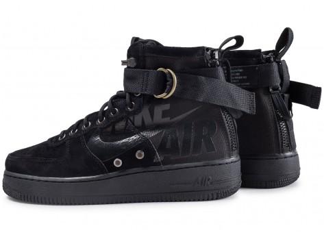 Nike SF Air Force 1 Mid noir