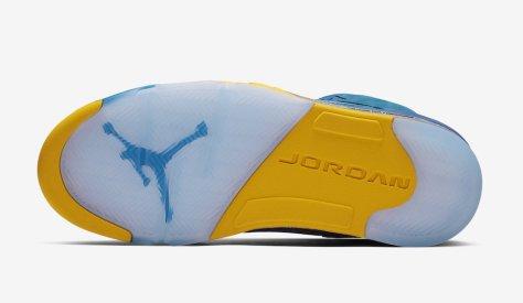 Air Jordan 5 JSP ''Laney'' ''Varsity Royal''